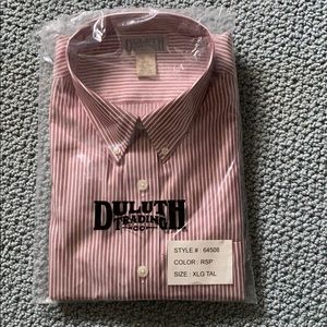 XLT Duluth cotton wrinkle fighter business shirt